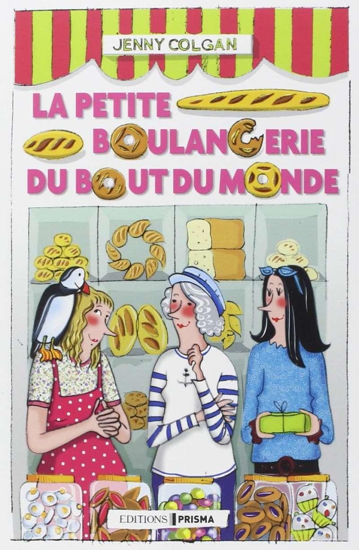 COLGAN Jenny - La petite boulangerie du bout du monde 81hgcs10
