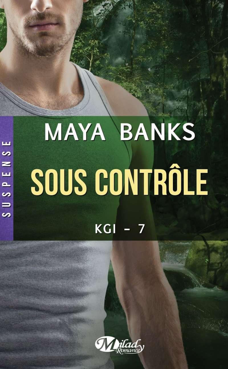 BANKS Maya - KGI - Tome 7 : Sous Contrôle 81oz7p10