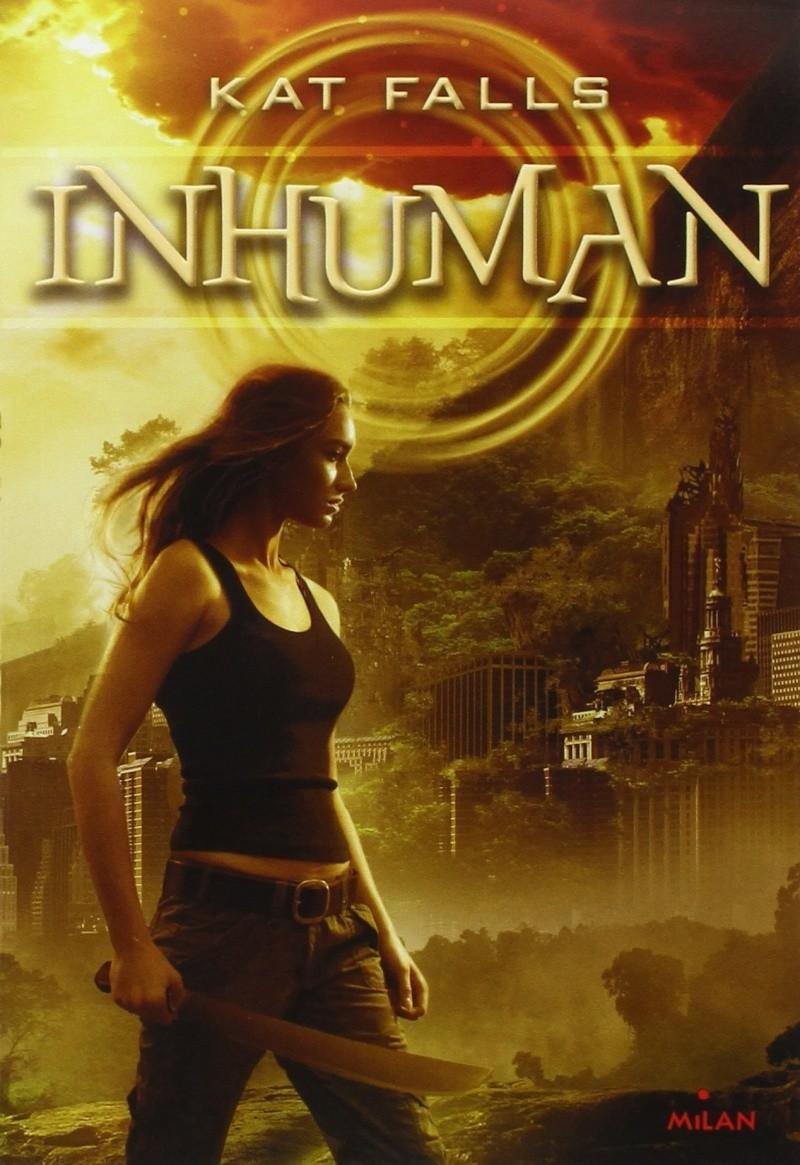 FALLS Kat - Inhuman Tome 1 81s6vr10
