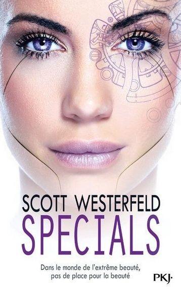 WESTERFELD Scott - UGLIES - Tome 3 : Spécials Pkj2810