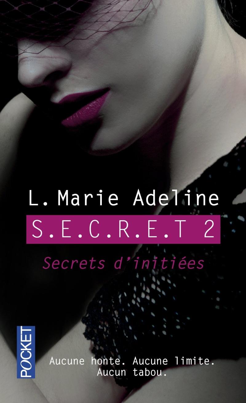 ADELINE L. Marie - S.E.C.R.E.T. - Tome 2 : Secrets d'initiées S_e_c_10