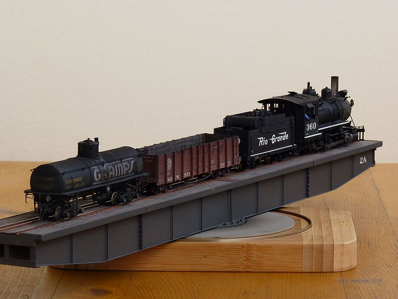 D&RGW Freight Train P1280914