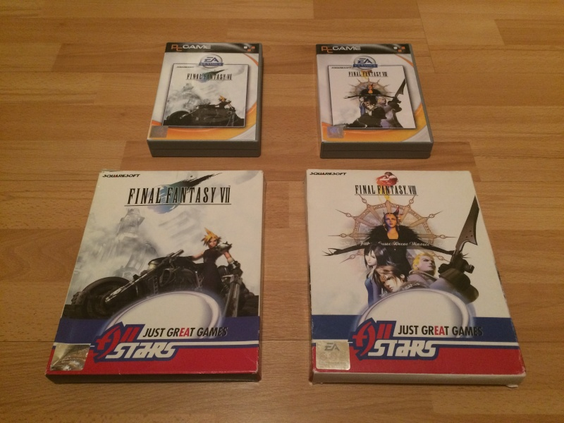 FF Museum - derniers arrivages WoFF, FFXIV, FFXV !  - Page 19 Img_4812