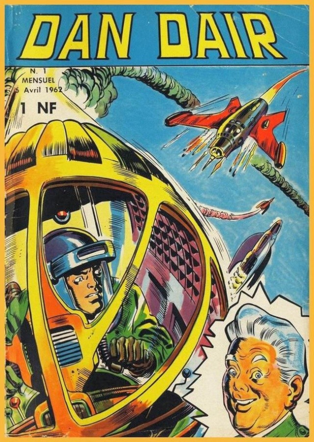 Dan Dare, Pilot of the Future Dandai10