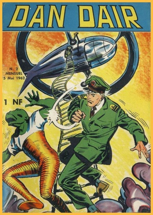 Dan Dare, Pilot of the Future Dandai11