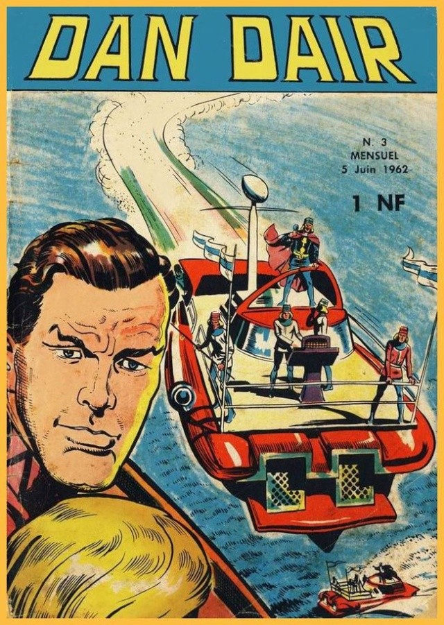 Dan Dare, Pilot of the Future Dandai12