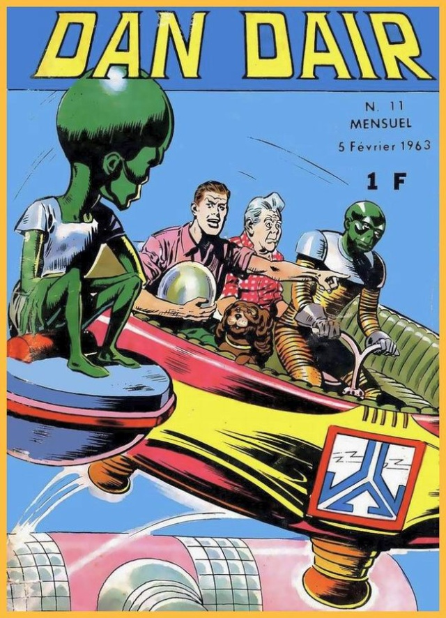 Dan Dare, Pilot of the Future Dandai22