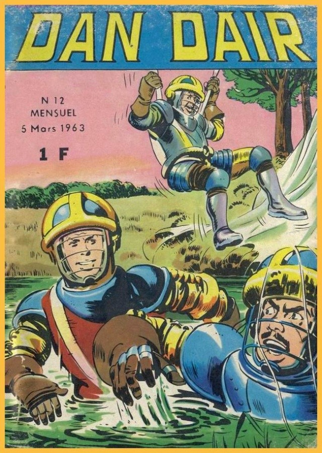 Dan Dare, Pilot of the Future Dandai23