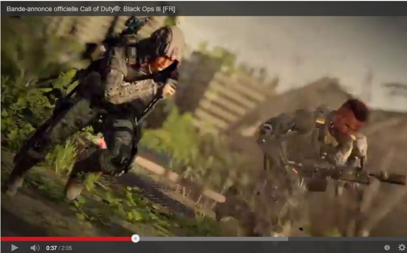 Call of Duty: Black Ops III - Trailer officiel d'annonce Black_11