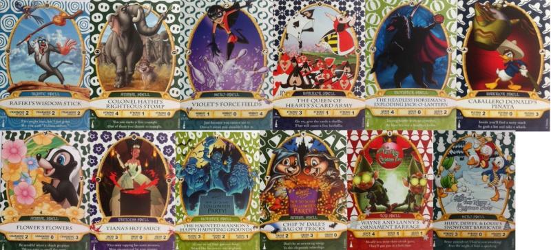 Sorcerers of the Magic Kingdom [Magic Kingdom - 2012] - Page 3 Carte10