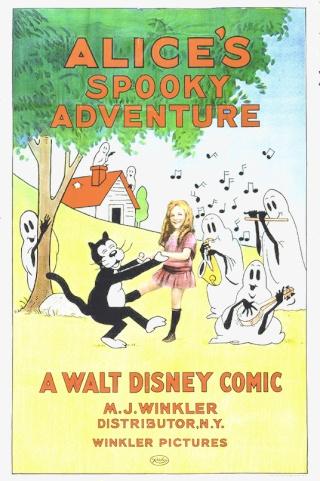 Trésors Disney : les courts métrages, créateurs & raretés des studios Disney - Page 10 Alice_10