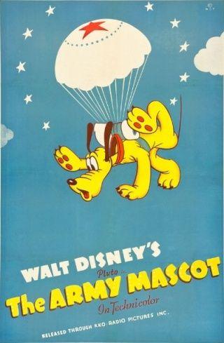 Trésors Disney : les courts métrages, créateurs & raretés des studios Disney - Page 10 Army_m10