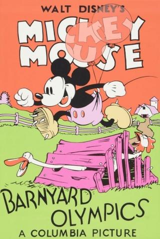 Trésors Disney : les courts métrages, créateurs & raretés des studios Disney - Page 10 Barnya10