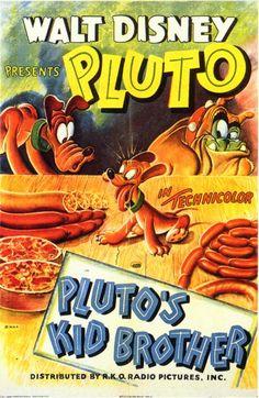 Trésors Disney : les courts métrages, créateurs & raretés des studios Disney - Page 10 Pluto10