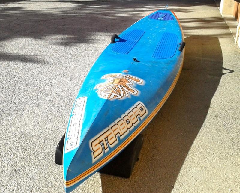 vends Starboard AllStar Turtle Bay 2014 baisse du prix  Starbo13