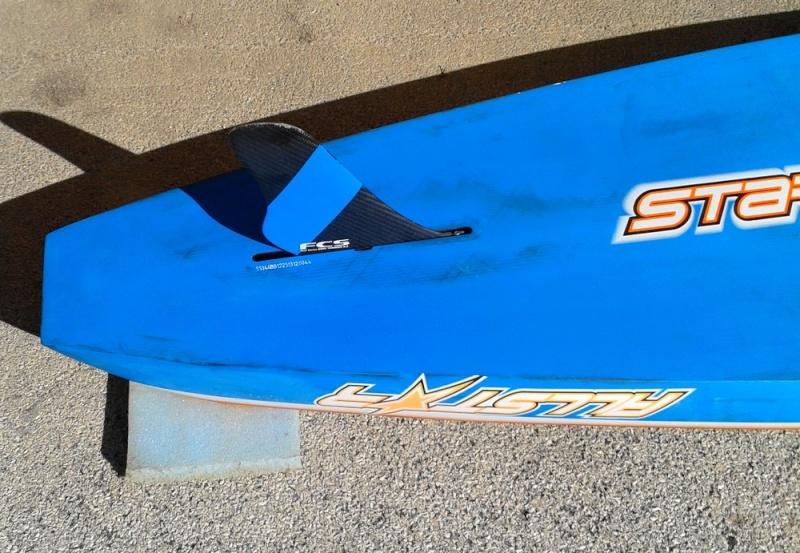 vends Starboard AllStar Turtle Bay 2014 baisse du prix  Starbo14