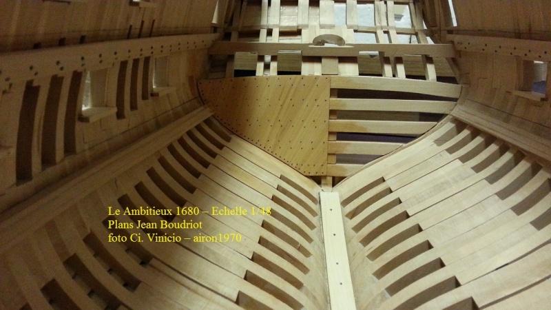 L'Ambitieux 1680 de airon - Plans Jean Boudriot 1/48 - Page 26 310
