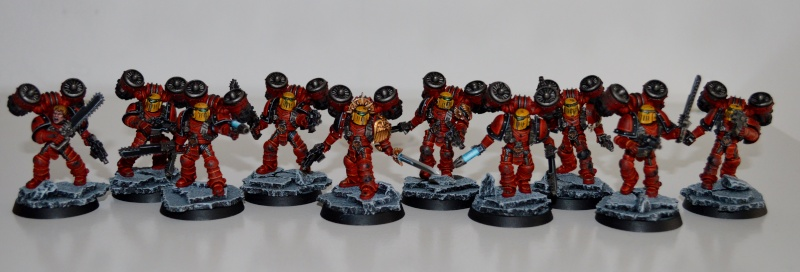 [IX] Par le sang de Sanguinius. Armée Blood Angels 30K. - Page 4 Assaut10