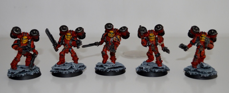 [IX] Par le sang de Sanguinius. Armée Blood Angels 30K. - Page 4 Assaut11