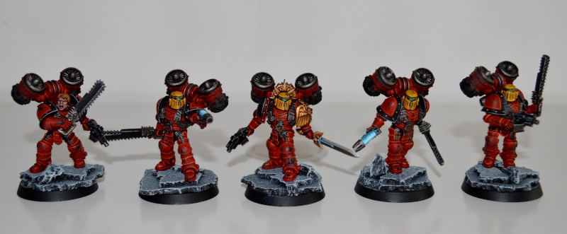 [IX] Par le sang de Sanguinius. Armée Blood Angels 30K. - Page 4 Assaut12