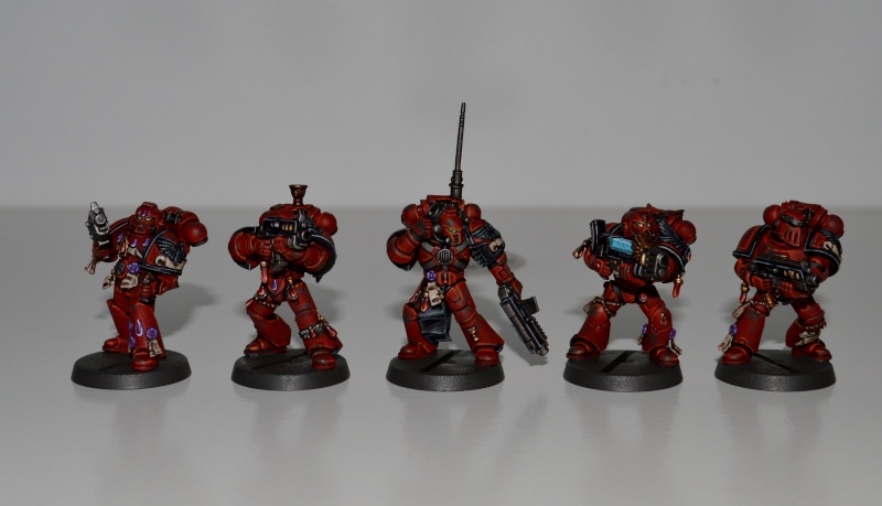 [IX] Par le sang de Sanguinius. Armée Blood Angels 30K. - Page 3 Tactiq13