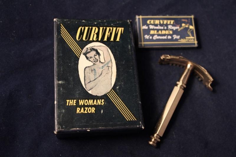 """Rasoir pour Femme """"Curvfit"""" complet Img_6810"""