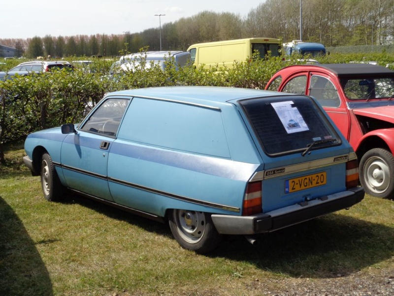 Citromobile aux Pays-Bas les 2 et 3 mai. Dsc00057