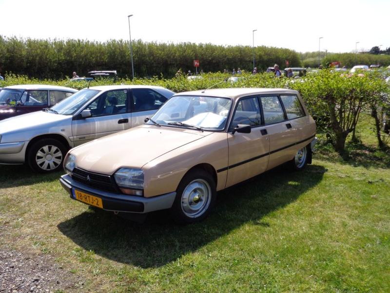 Citromobile aux Pays-Bas les 2 et 3 mai. Dsc00067