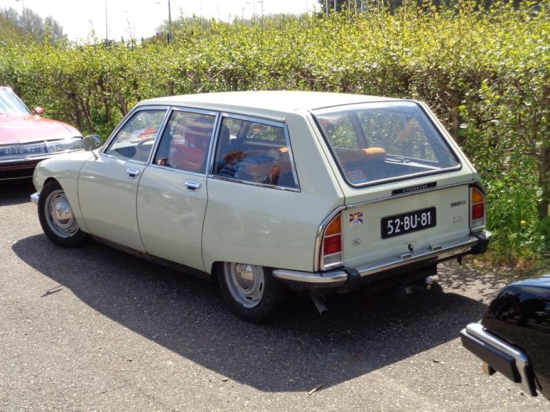 Citromobile aux Pays-Bas les 2 et 3 mai. Dsc00142