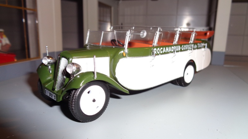 "Citroën type 23RU car torpédo ""CHASSAING"" 1947 Dsc00240"