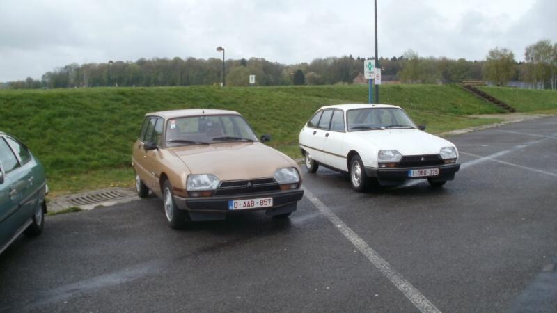 Citroën Jumble 2015 le 26 avril aux Lacs de l'Eau d'Heure (Belgique) P4261637