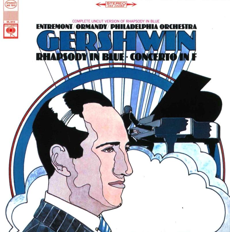 George Gershwin (CD, DVD) 20150411