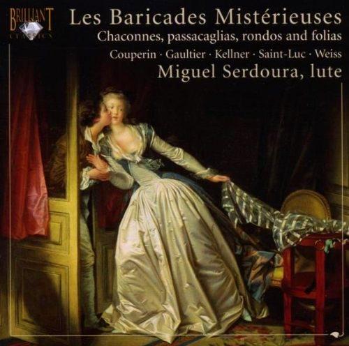 Avant la guitare : luth, théorbe, archiluth, guitare baroque Barica10