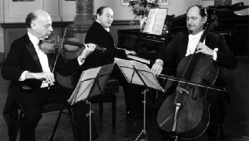 Le Beaux Arts Trio (fl. 1955-2008) Beaux110