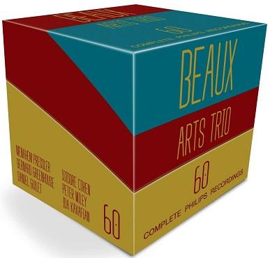 Le Beaux Arts Trio (fl. 1955-2008) Beaux_10
