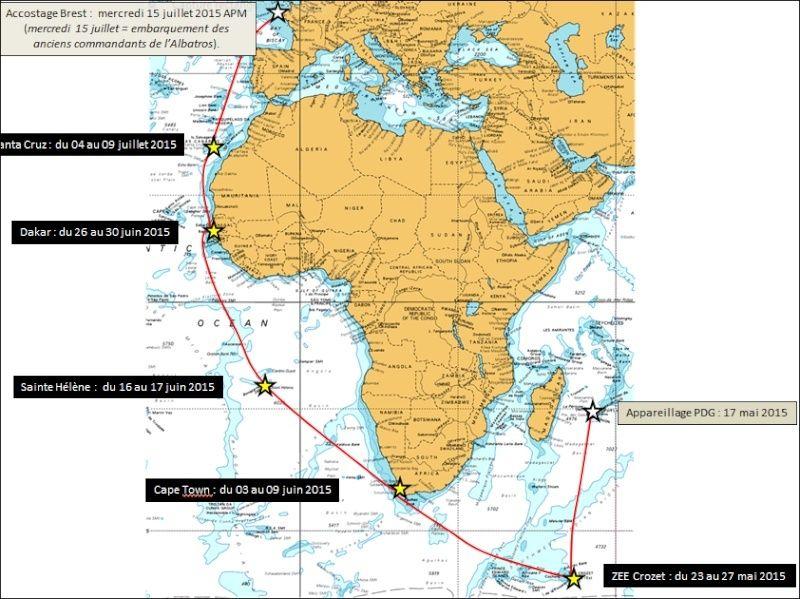 [Autre sujet Marine Nationale] Démantèlement, déconstruction des navires - TOME 2 - Page 3 Captur11