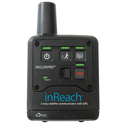 Delorme InReach sat tracker/messenger Delorm10
