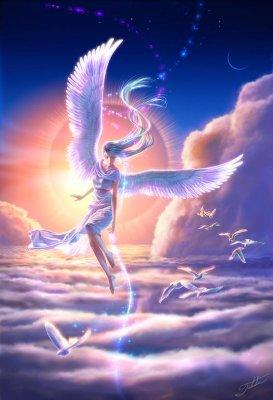 Prière de purification invocation des Anges des quatre éléments 24954910