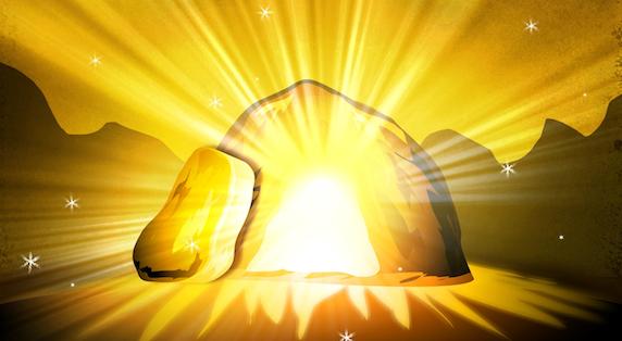 Interprétation mystique de Pâques  Easter10