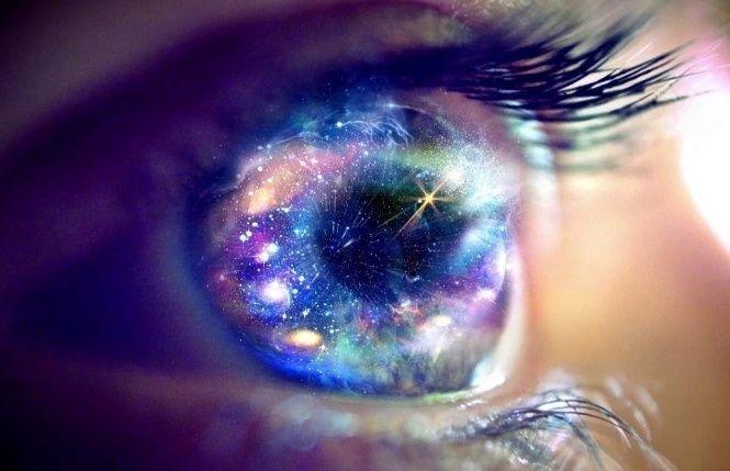 L'art de voir est la seule vérité Eye210