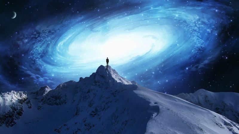 Au seuil de l'infini - se libérer du connu Univer10