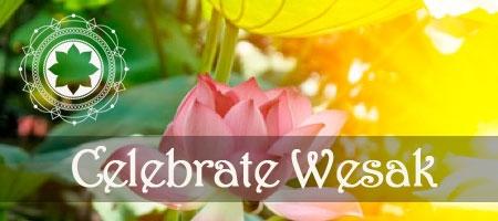 La fête du Wesak, fête du Bouddha - Pleine Lune de Mai Wesak_11