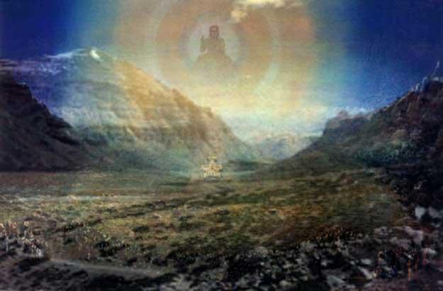 La fête du Wesak, fête du Bouddha - Pleine Lune de Mai Wesakv10