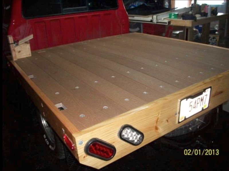 build - Honcho Wooden Truck Bed Build Img_6210