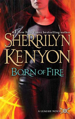 THE LEAGUE #2 - Born of Fire Born_o10