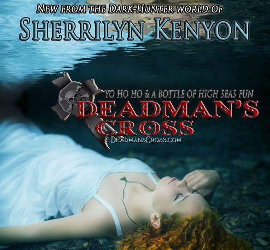 Deadman's Cross : la nouvelle trilogie de Sherrilyn Kenyon !!! Deadma14