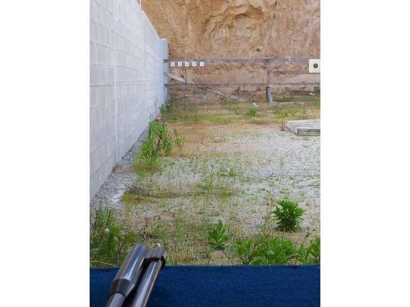 Carabine neuve neuve Hw97K 16 joules cal 4,5 Puissance faible ? - Page 2 Cible_10