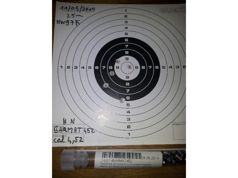 Carabine neuve neuve Hw97K 16 joules cal 4,5 Puissance faible ? - Page 2 Hn_bar10