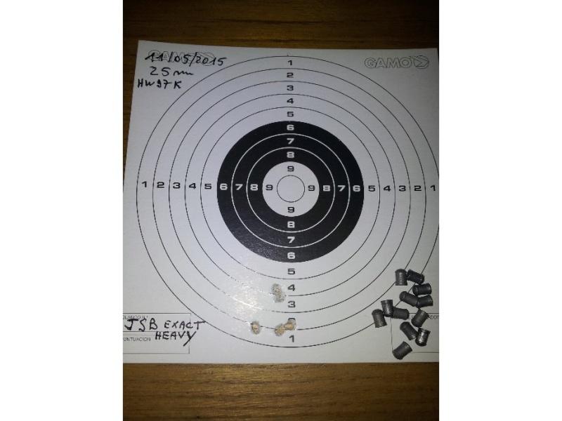 Carabine neuve neuve Hw97K 16 joules cal 4,5 Puissance faible ? - Page 2 Jsb_ex10