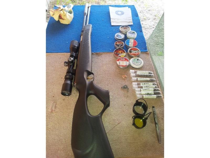 Carabine neuve neuve Hw97K 16 joules cal 4,5 Puissance faible ? - Page 2 Tablet10
